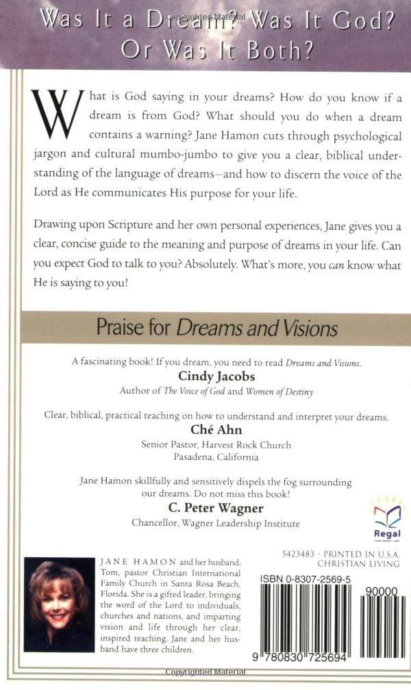 Dreams And Visions Understanding Your Dreams And How God Can Use
