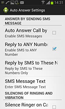 Phone Auto Answer Pro