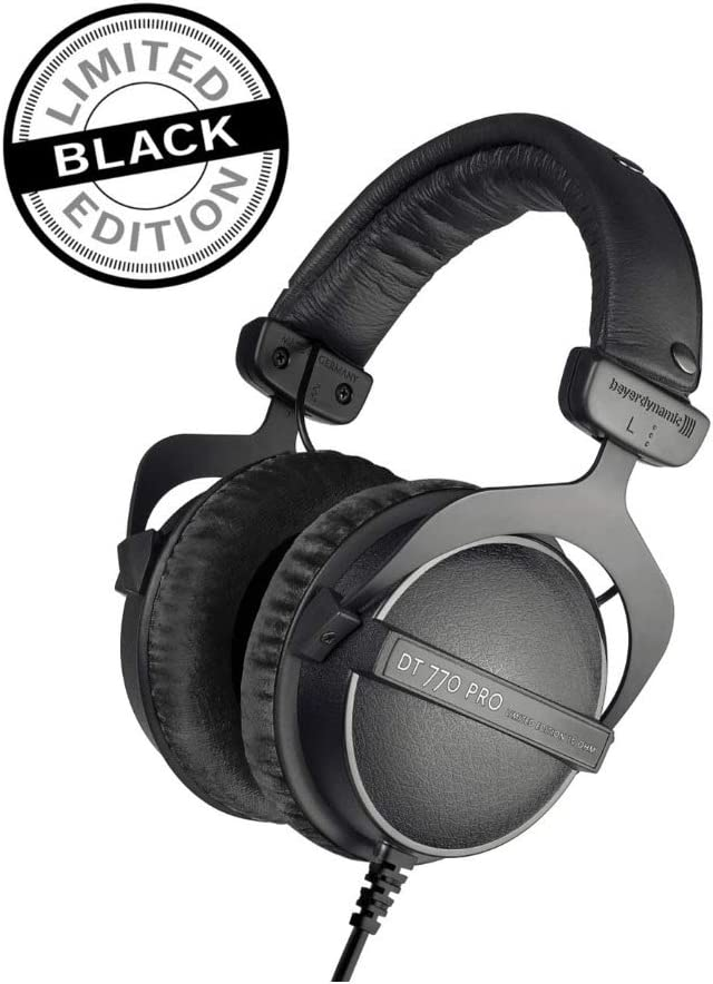 Beyerdynamic Podcast listening headphones is the black colour headphone that is look most beautiful than other headphones this is the best headphone for the podcast listening