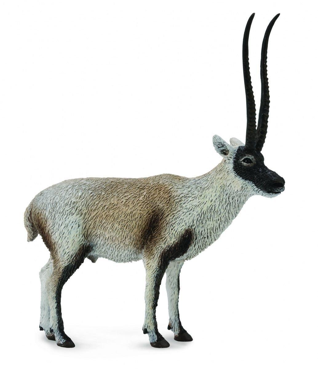 Collect A Wildlife Chiru - Tibetan Antelope Toy Figure