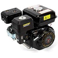 Motor de gasolina de 4 tiempos YUNRUX de 5.1 KW, motor de patrones, 7,5 HP, generadores de bombas, motor de gas, motor de gasolina, negro
