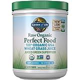 Garden of Life Raw Organic Perfect Food