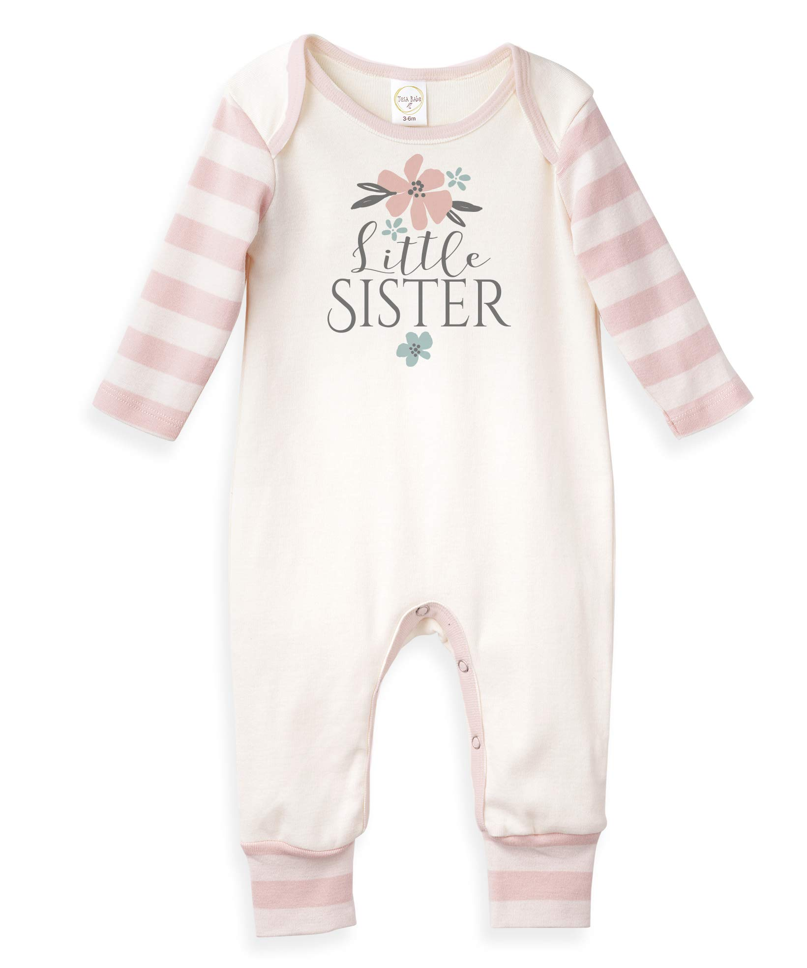 Tesa Babe Little Sister Romper for Newborns, Baby
