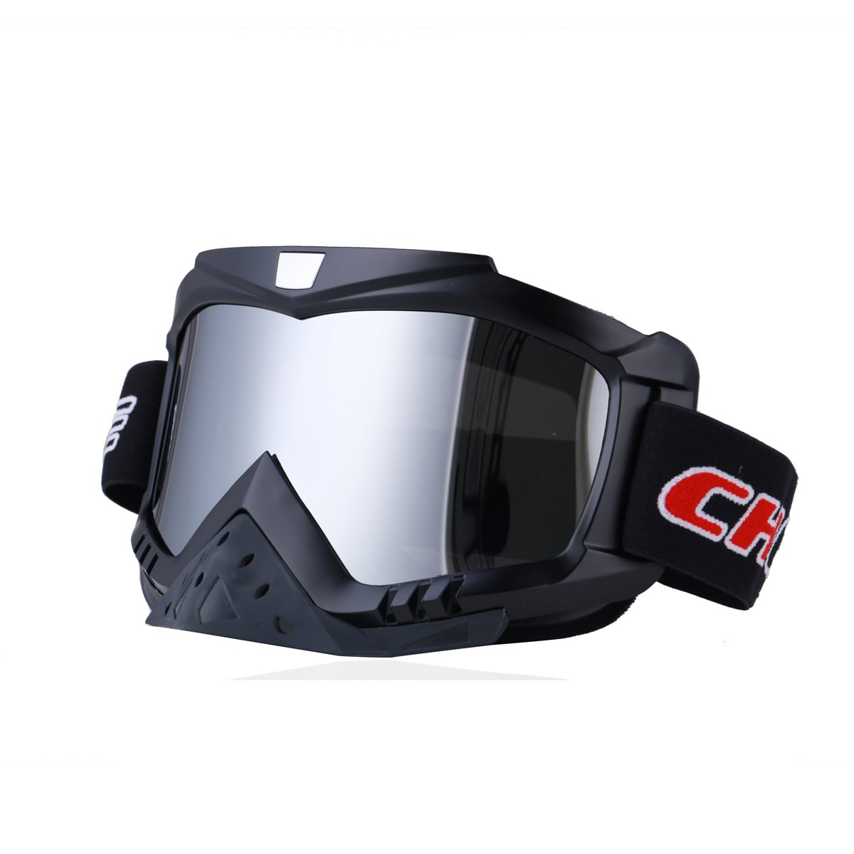 Madbike Motorcycle motocross goggles Outdoor sports Dirt Bike ATV MX Off-Road Goggles MADBIKE RACING EQUIPMENT MX655-BK
