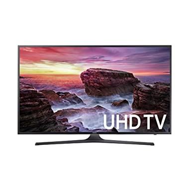 Samsung Electronics UN40MU6290 40-Inch 4K Ultra HD Smart LED TV (2017 Model)