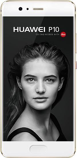 Huawei P10 Smartphone, Dual SIM, 4G, 64 GB, Oro: Amazon.es: Electrónica