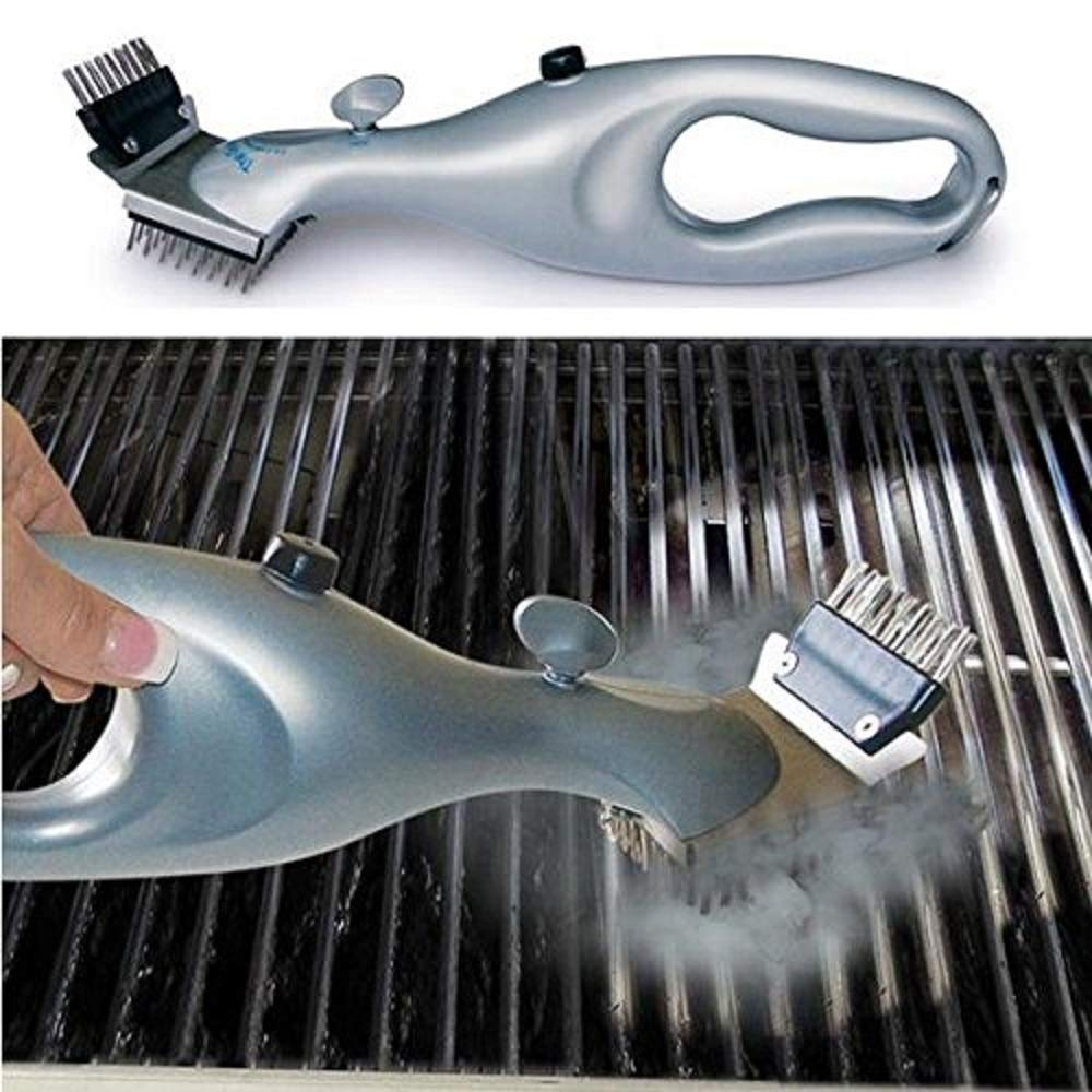 Hot Grill Cleaner BBQ Grill Brush Cleaning Tools Grills Picnics Barbecue Cleaning Brushes