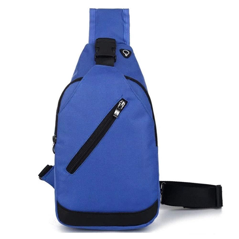 Shoulder bag Messenger mens travel chest bag
