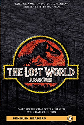 Book cover for The Lost World