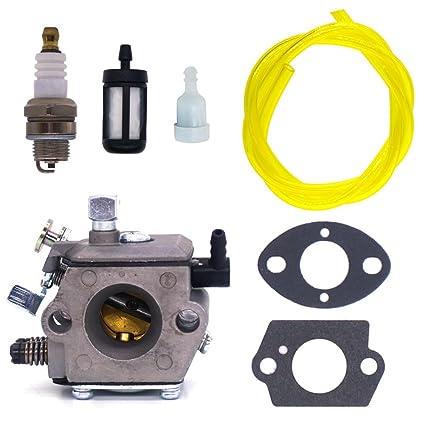 Amazon.com: fitbest carburador para STIHL 028 028 AV 028 WB ...