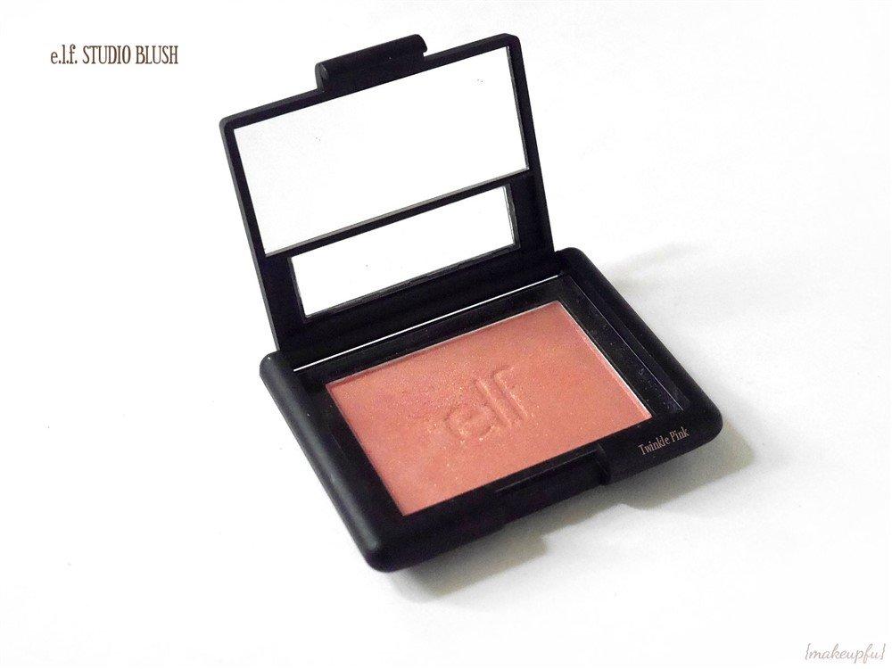 e.l.f. Studio Blush - Twinkle Pink Elf Cosmetics 83141