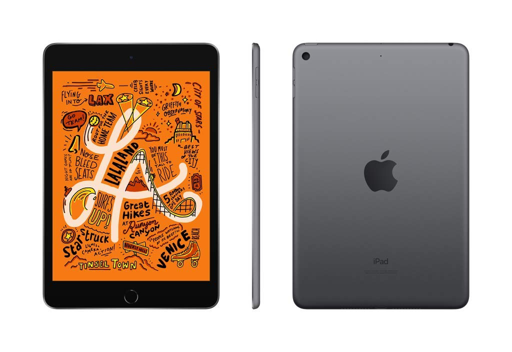 [amazon.es] iPad Mini 5. Generation (2019) 256GB Space Grey um 460€ anstatt 580€
