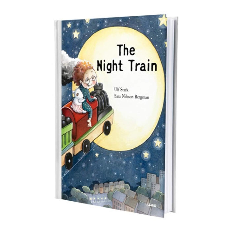 IKEA Lillabo Book The Night Train 403.456.13