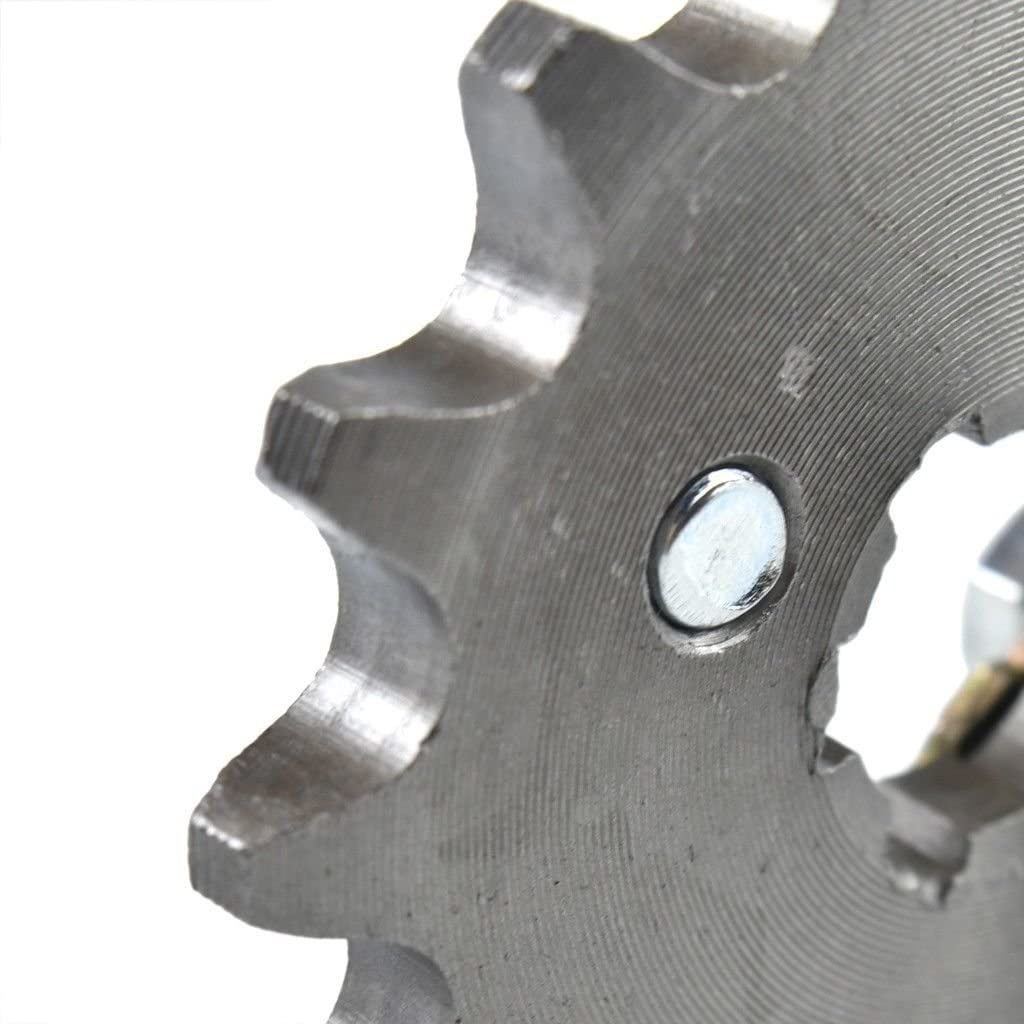 TDPRO 17mm Countershaft Sprocket for 14-Teeth 420 Chain Size