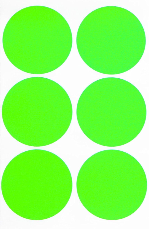 Casa Bollini Colorati Scrivibili da 5cm Ideali come Etichette per Bambini Organizzazione Confezione da 180 Pezzi Ufficio Royal Green Adesivi Rotondi Blu Multiuso 50mm Archivio Scuola Lavoro