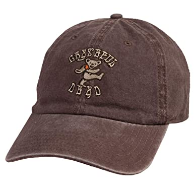 2726c29e4cddd Image Unavailable. Image not available for. Color  Ripple Junction Grateful  Dead Dancing Bears Dad Hat ...