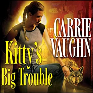 Kitty's Big Trouble Audiobook
