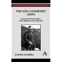 The Non Geometric Lenin Essays On The Development Of The border=