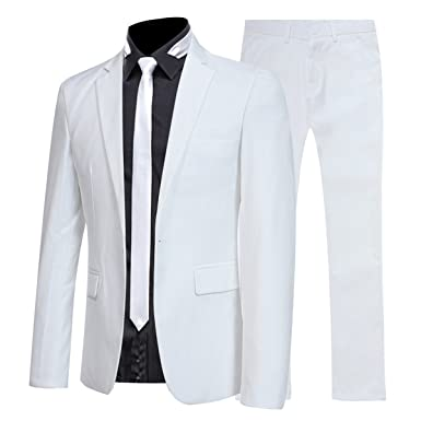 e67dcc77a626 Costume Costard d affaire en cérémonie Mariage Veste et Pantalon Deux pièce  Homme Slim fit