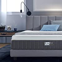 BedStory Lavender/Gel Memory Foam Mattress 12 Inch, Mattress with CertiPUR-US Certified Foam, Lavender Mattress