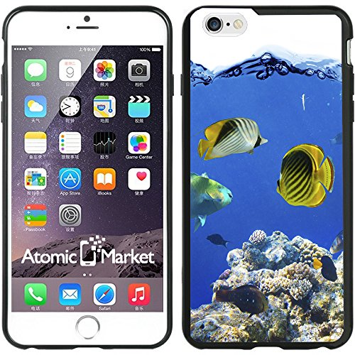 IP6+ Tropical Fish Verticle For Iphone 6 Plus 5.5 Inch Case Cover