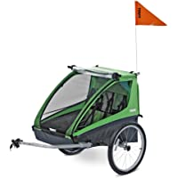 Thule Cadence Bicycle Trailer, Green