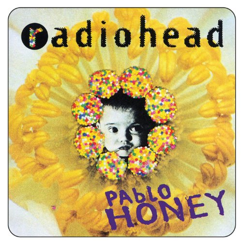 Image result for radiohead pablo honey