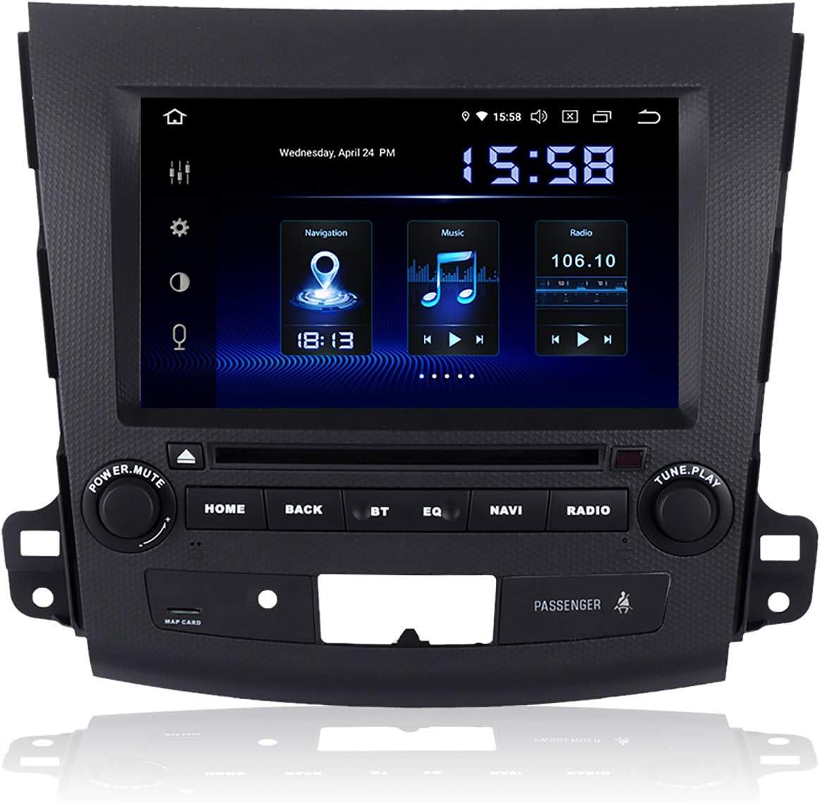 Dasaita 8 Zoll Android 9 0 Bluetooth Autoradio 2 Din Elektronik