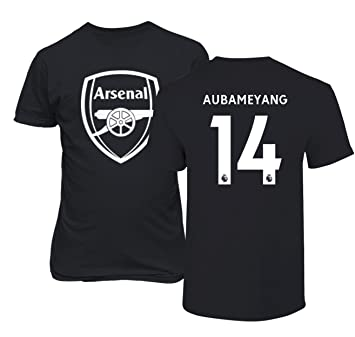 the latest a1bc0 285b1 Tcamp Arsenal Shirt Pierre Emerick Aubameyang #14 Jersey Men's T-shirt