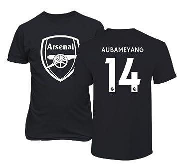 the latest baf37 2b654 Tcamp Arsenal Shirt Pierre Emerick Aubameyang #14 Jersey Men's T-shirt