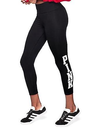 c6619f3c44f02 Amazon.com: Victoria's Secret Pink Yoga Ankle Ultimate Legging ...