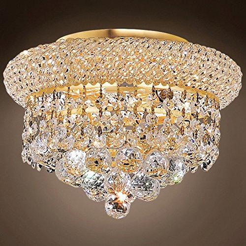 European Gold 3 Light - Bagel Design 3 Light 10