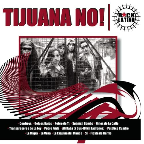Amazon.com: Patetico Cuadro: Tijuana No!: MP3 Downloads