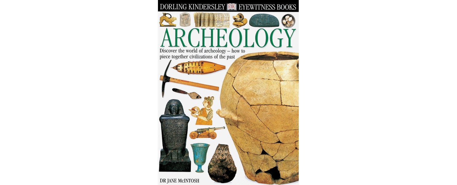 archeology-eyewitness-books