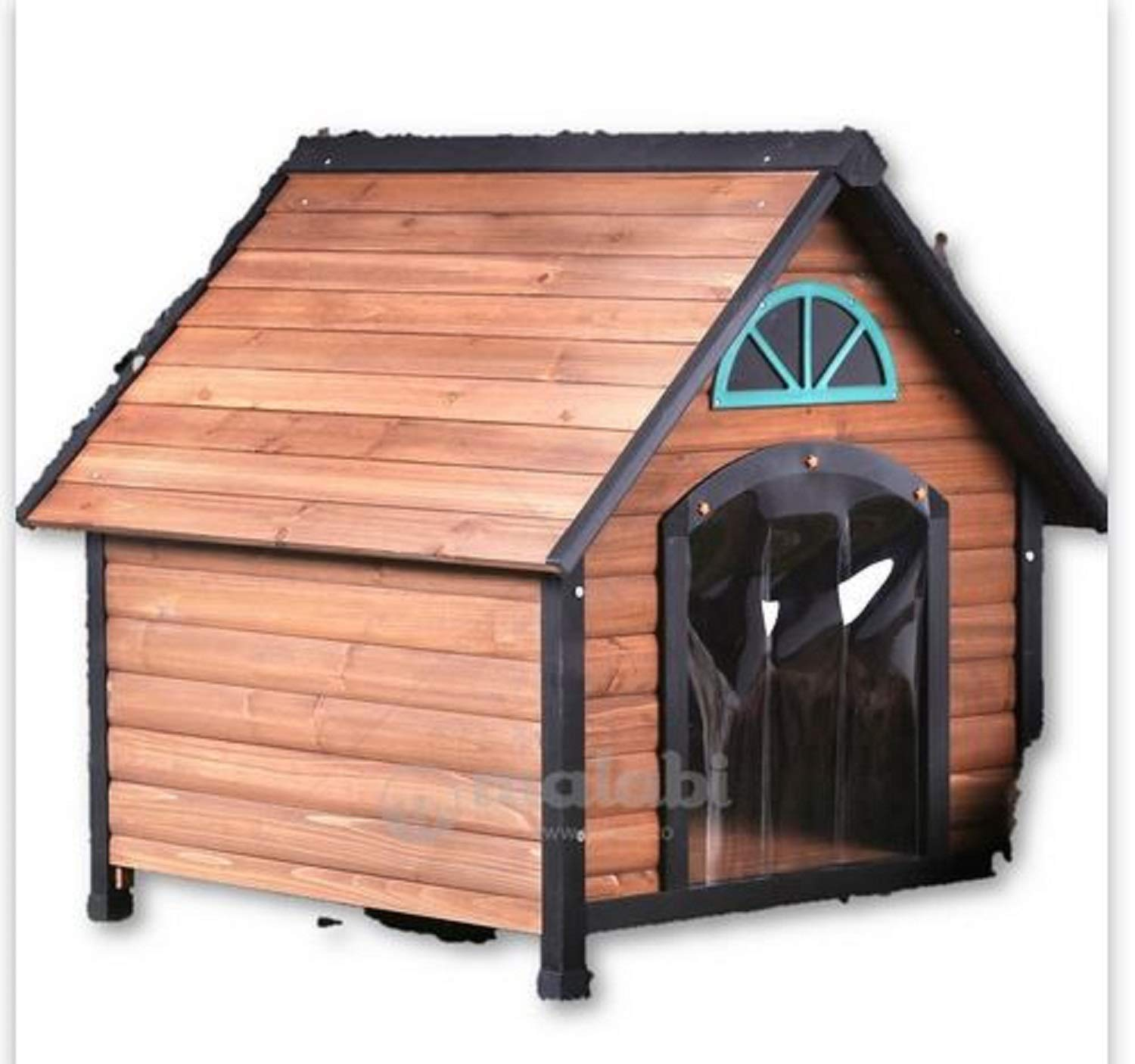 Contemporary Dog House. Oleary Contemporary Dog House Ready to Move-in Dog Pet