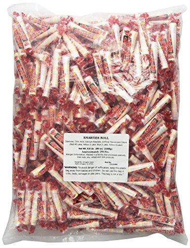 Smarties Candy Rolls, Bulk