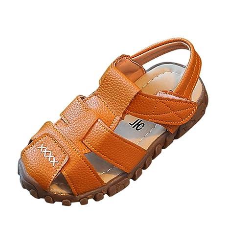 Zapatos 1-3 Años Bebé Niños Moda Zapatillas Niños Chicos Niñas Verano Sandalias Casuales Zapatos