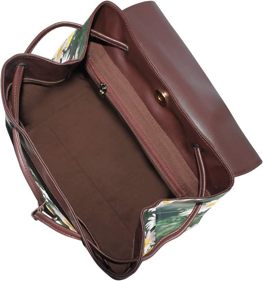 Travel Bag Shopping Bag Backpack Storage Bag For Men Women Girls Boys Personalized Pattern Blooming Small Chrysanthemum School Bag