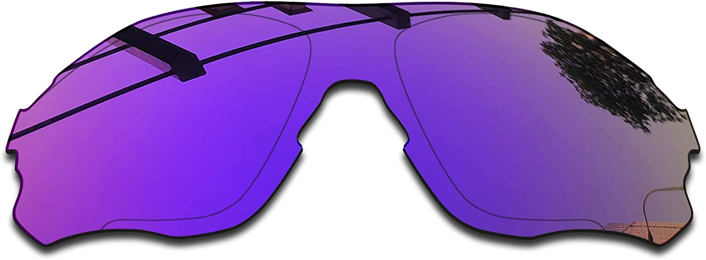 SEEABLE Premium Polarized Mirror Replacement Lenses for Oakley EVZero Path OO9308 Sunglasses