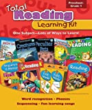 Total Reading Learning Kit, Carson-Dellosa Publishing Staff, 0769655092
