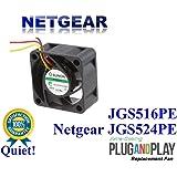 Cisco SG500X-48 Fan Kit 2x Sunon MagLev 18dBA Noise Quiet