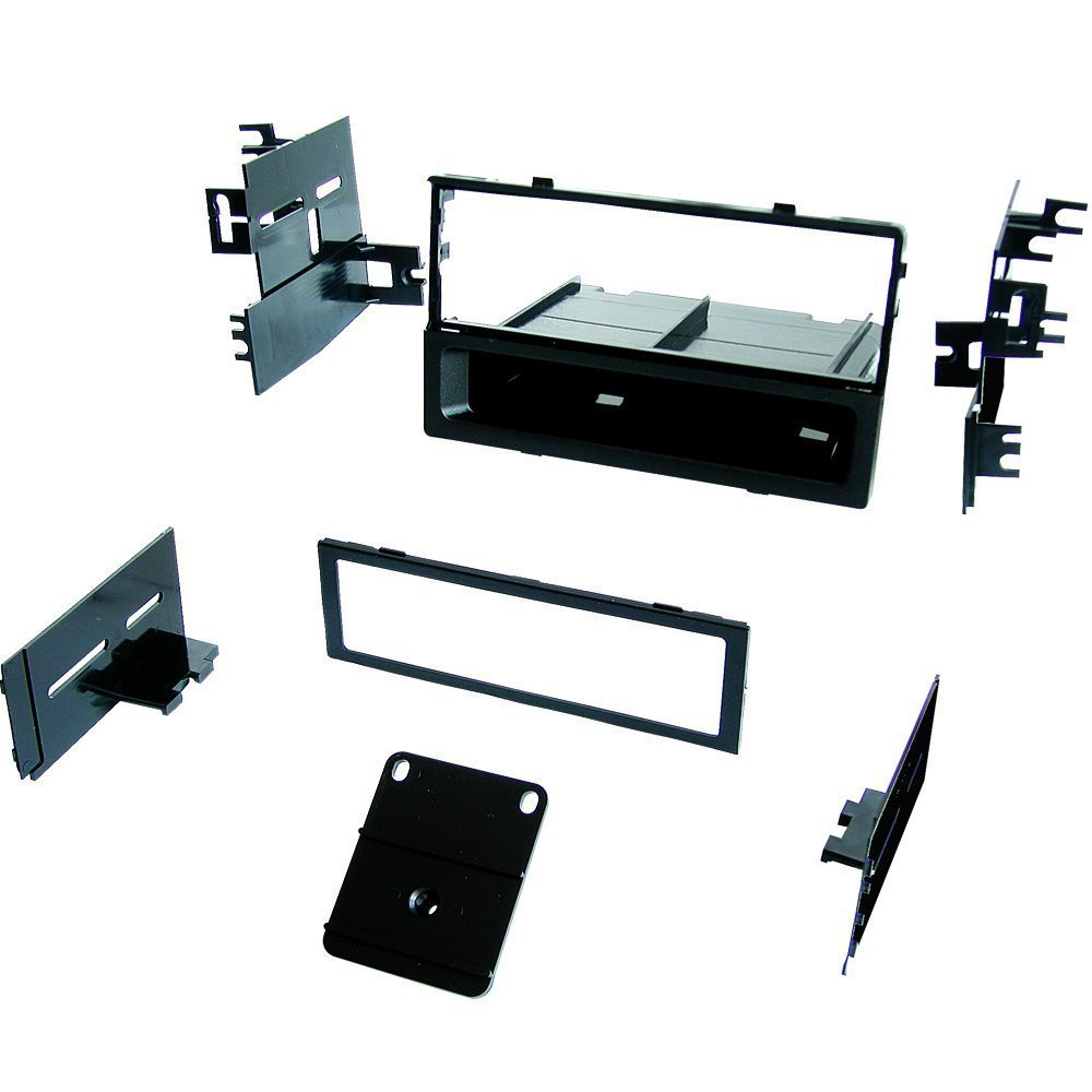 Ai HONK828 Single DIN Installation Dash Kit for Select 1986-2013 Acura and Honda Vehicles, Test AIAAQ