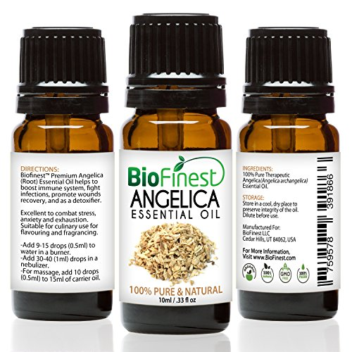Angelica Essential Oil - 4