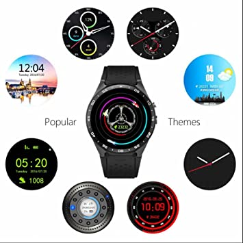 Smartwatch Pulsera Inteligente,dos forma anti-perdida ...