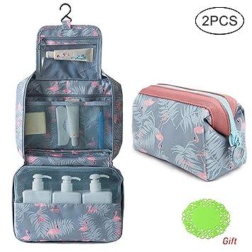 a6b23f993941 SUMAJU 2 PCS Pouch Large Capacity Travel Bag, Waterproof ...