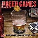 Beer Games 2017 Wall Calendar