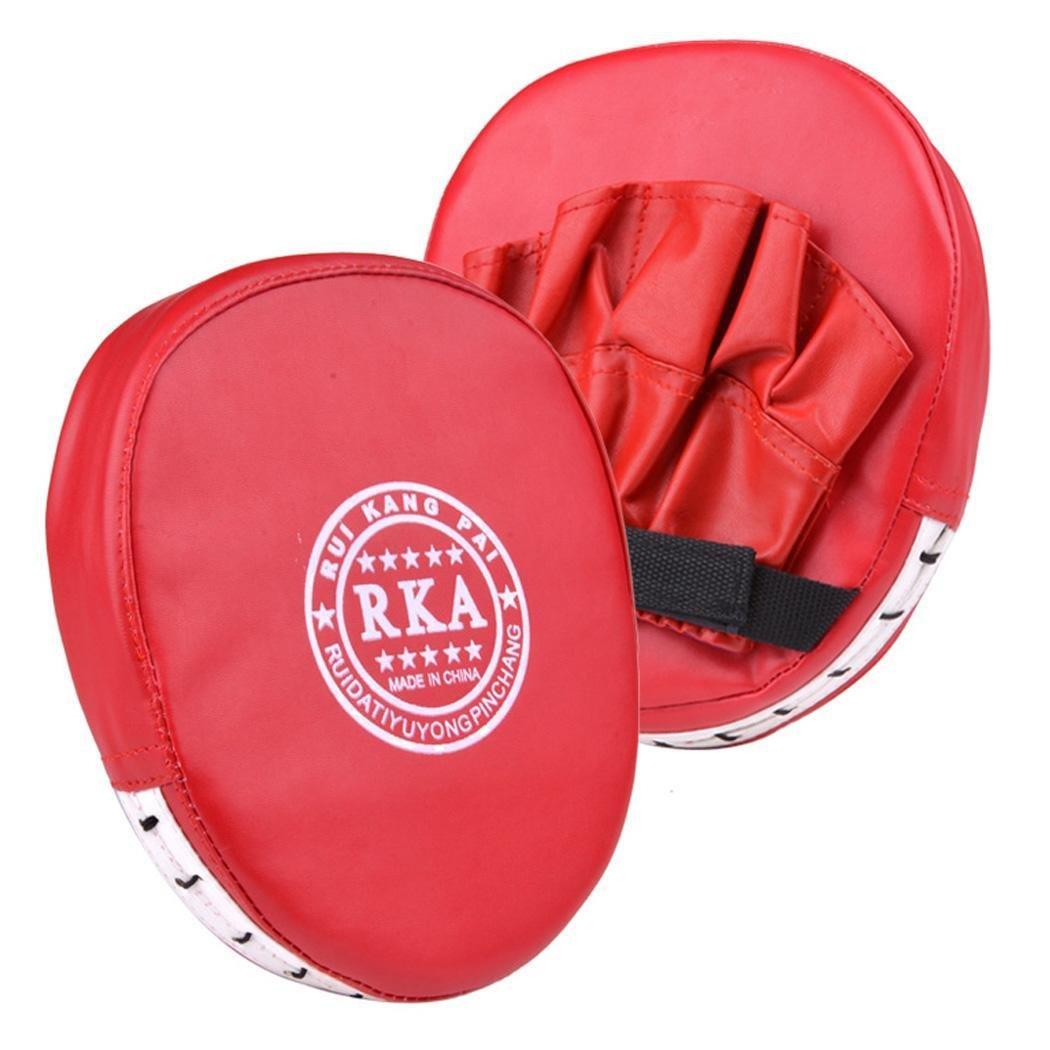Eubell ボクシングミット MMA トレーニング 1個 ターゲット フォーカスパンチパッド グローブ Eubell MMA 空手 ムエキックキット 1個 B07Q3JK9MX, 北海道グルメ アフター:835a0d6d --- capela.dominiotemporario.com
