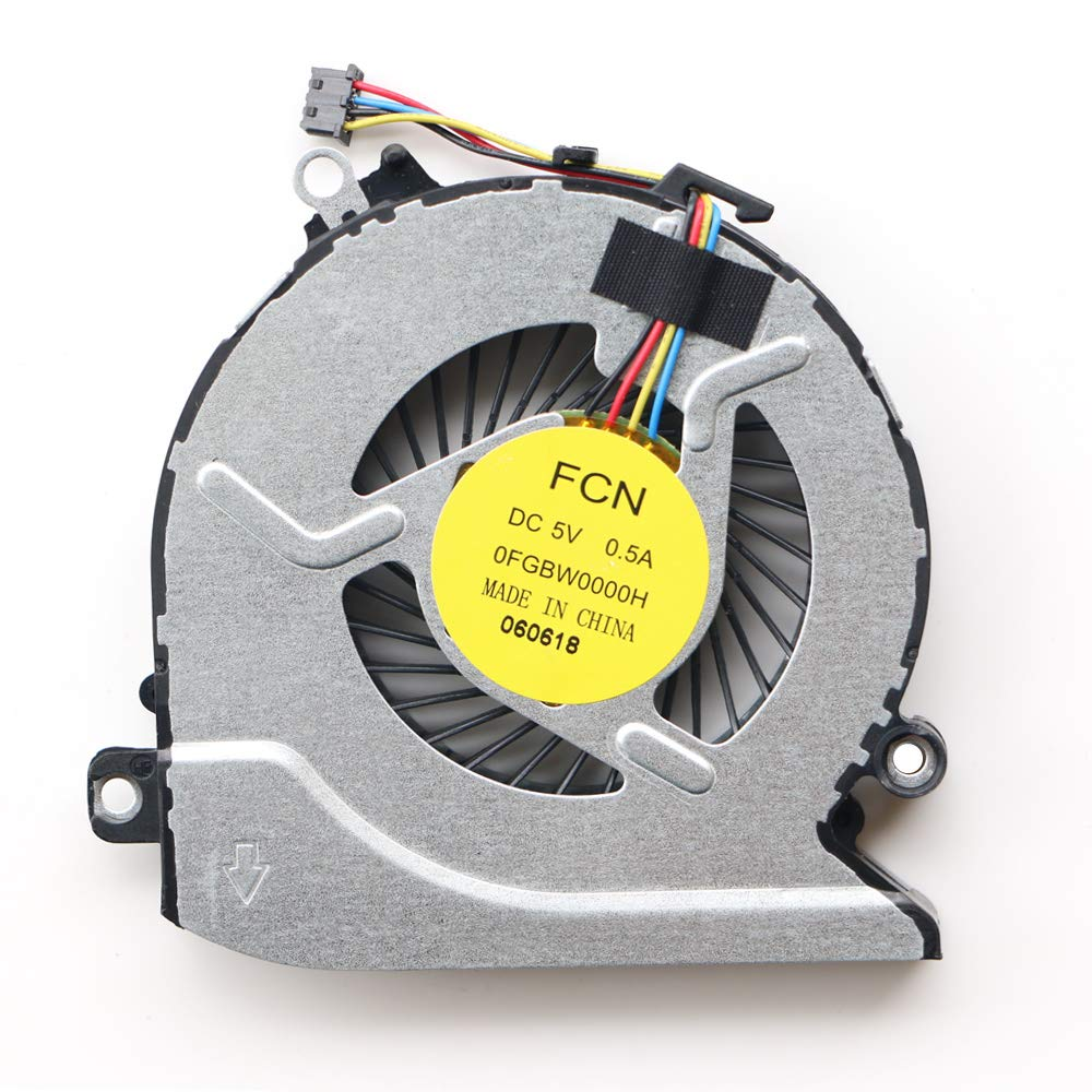 Cooler para HP 15-AB 15-ab010tx 15-ab030tx 15-ab032tx 15-ab219tx 15-ab522tx 15-ab065tx 15-ab069tx 15-ab008tx 15-ab291tx