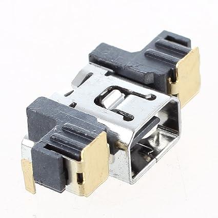 Amazon.com: Power Jack Socket Dock Cargador puerto de carga ...