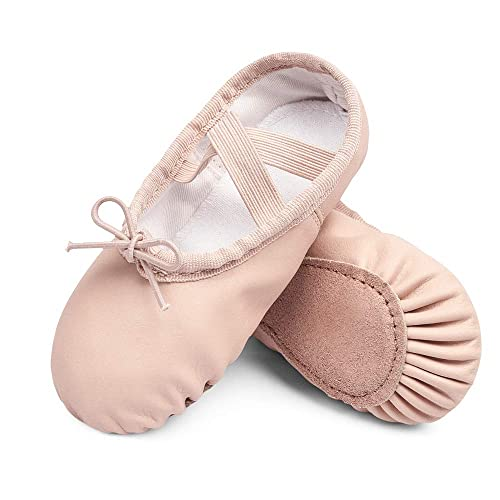 Amazon.com: STELLE - Zapatos de ballet para niña: Shoes